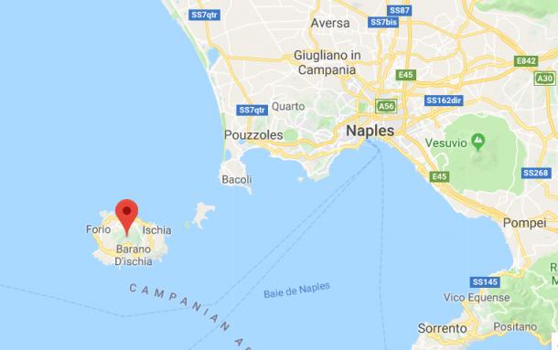 Une histoire qui se passe en Italie...