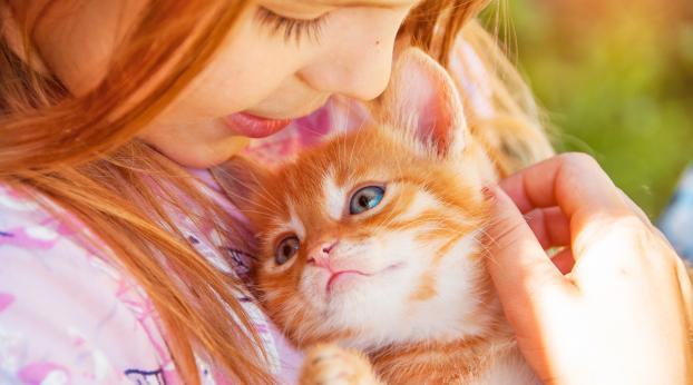 5 raisons pour lesquelles les enfants devraient tous grandir avec des chats !